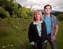 Linda and Mark Holford