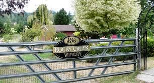Rocky Creek Winery