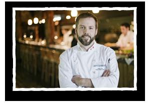 Chef Ryan Orr