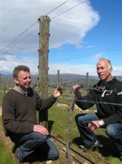 Mark Borrie and Trevor Deaker 8 Ranges