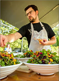Chef Chris Whittaker  Forage