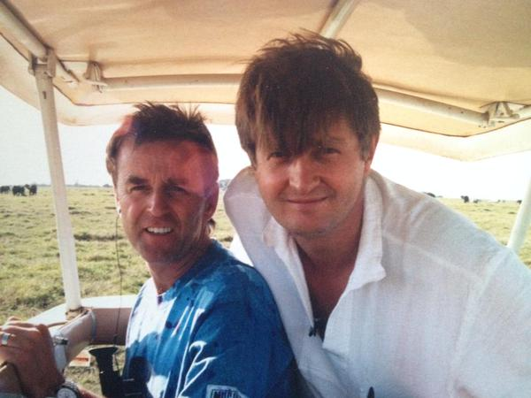 TDM and Tom Cochrane-Africa