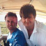 TDM and Tom Cochrane-Africa