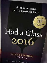 Had a Glass 2015