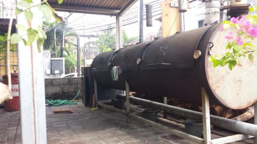 The Texas BBQ  Oven