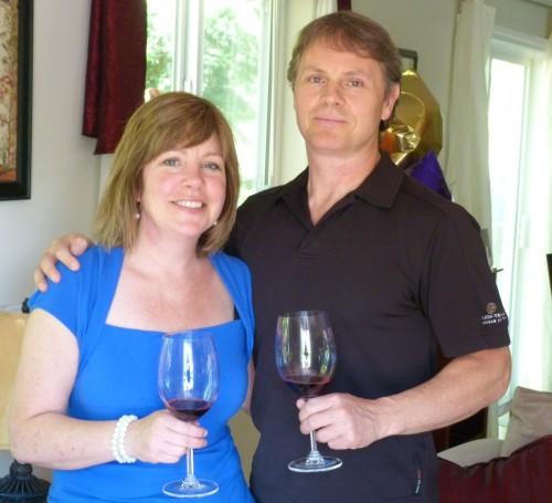 Gord and Katrina O