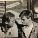 TDm and Bryan Adams