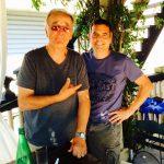Corey wood and Terry David Mulligan